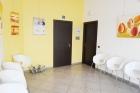 Sala di attesa dello studio odontoiatrico di Giovinazzo